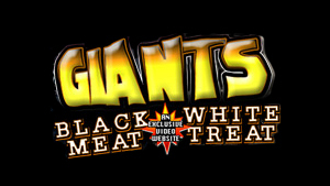 Giants Black Meat White Treat