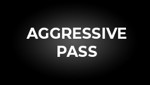 Aggressive Pass Network